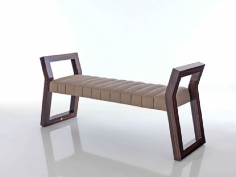Cleopatra Bench by Paul Case