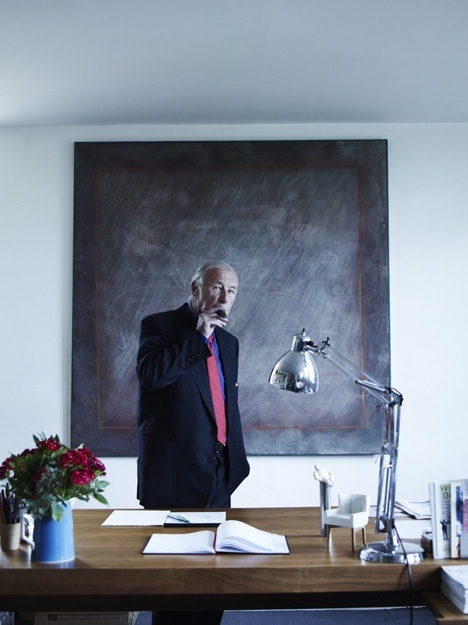 Conran and Partners chairman Terence Conran