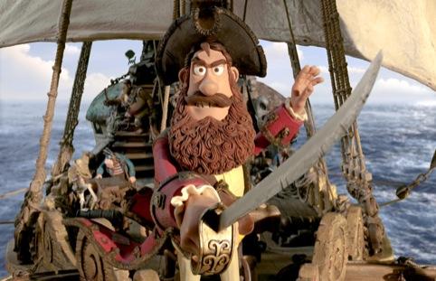 Aardman's The Pirates