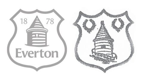 The new crest - inspired by Theo Kelly's 1938 design