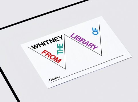 Whitney card