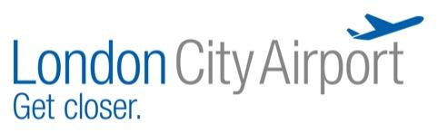 New London City Airport logo
