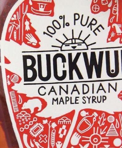 Buckwud packaging, by BrandOpus