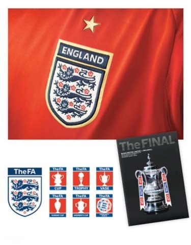 Elmwood's rebrand for the Football Association