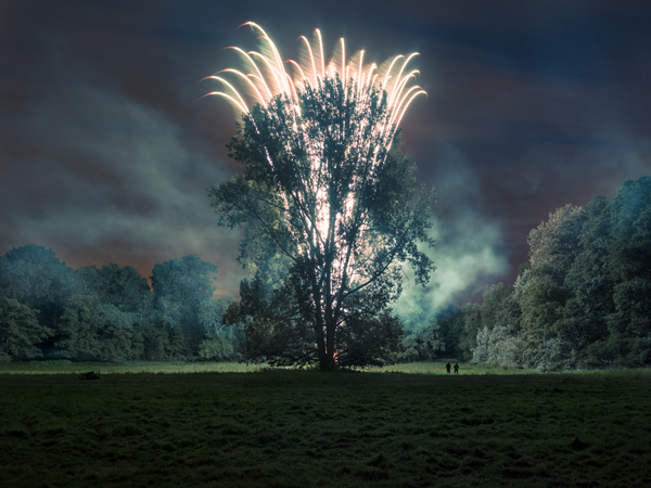 Harry Bryan and Central Poplars. Smoke and 130 ft Mine, 2012