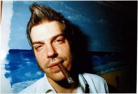 Karl 'cigar man'