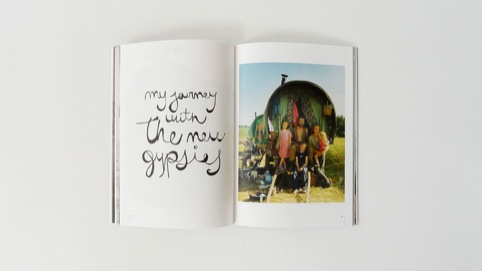 Photography from My Jounrey with the New Gypsies story