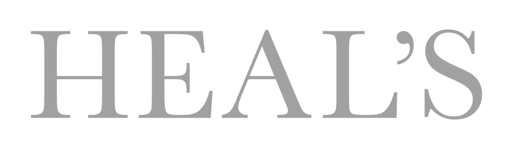 The new Heal's logo