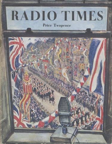07.05.1937 Coronation issue