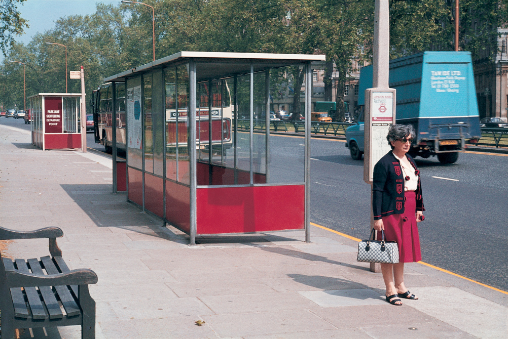 Abacus Bus Shelter 1959
