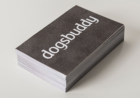 Dogsbuddy business cards