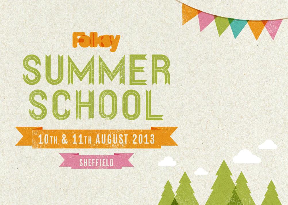 Folksy Summer School