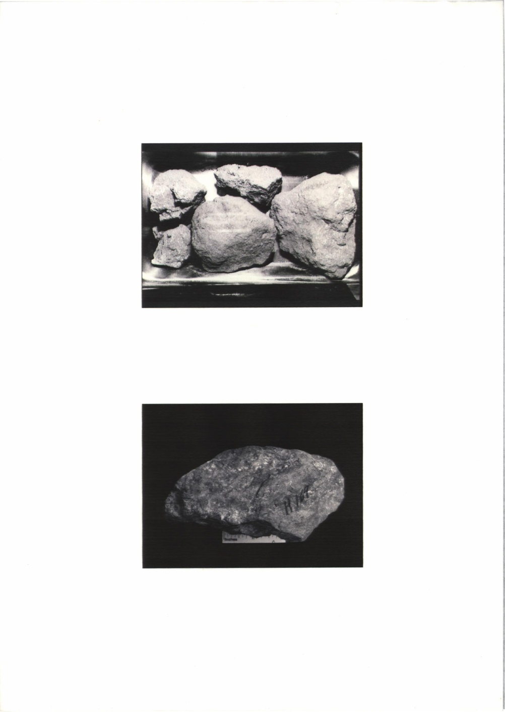 Madoka Furuhashi, Condition Report (Uranium and Lunar Samples), 2011