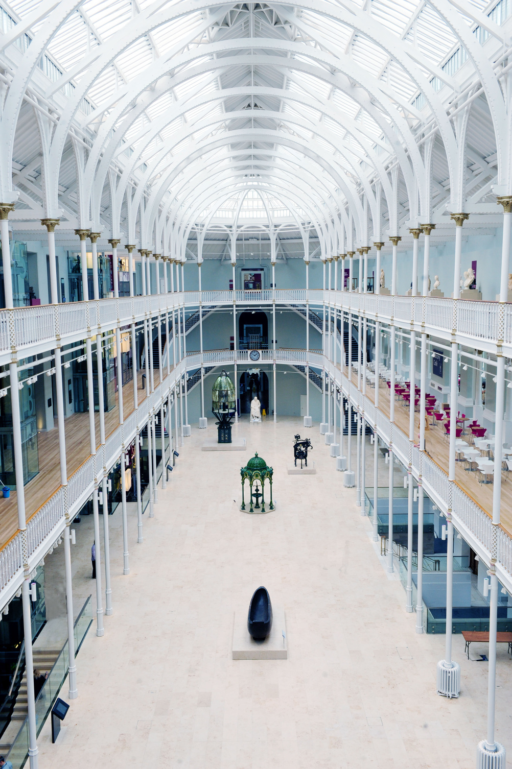 Grand Gallery National Museum of Scotland