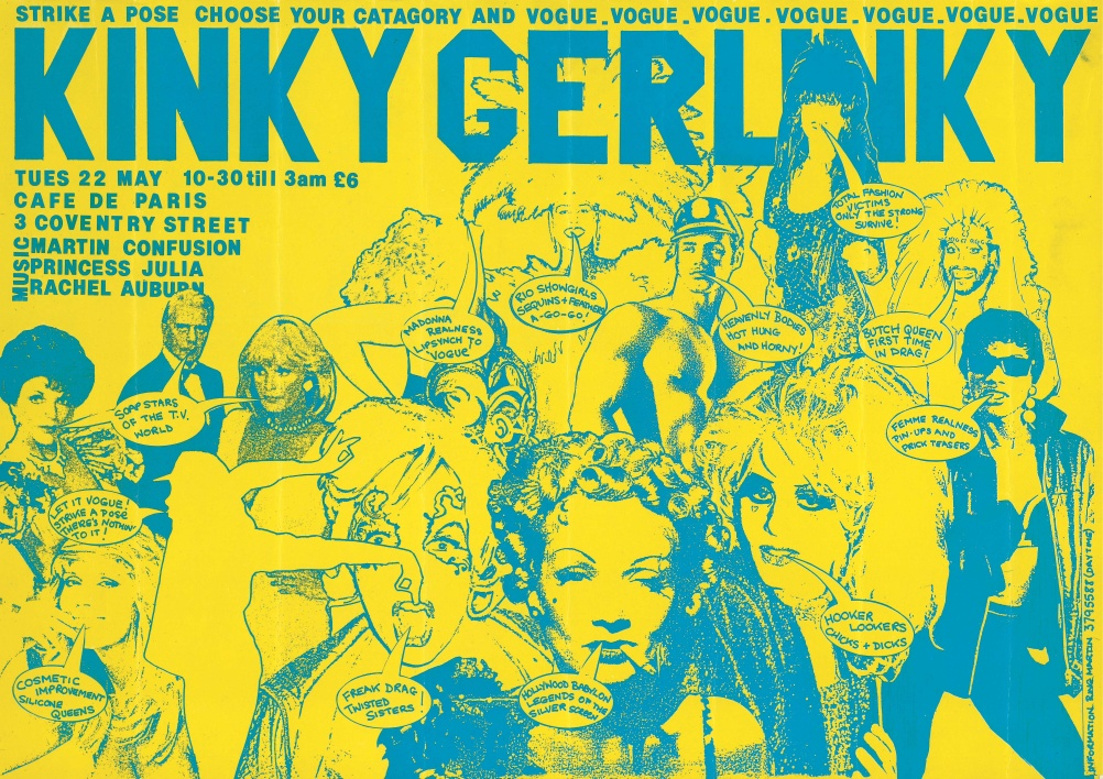 Kinky Gerlinky Flyer