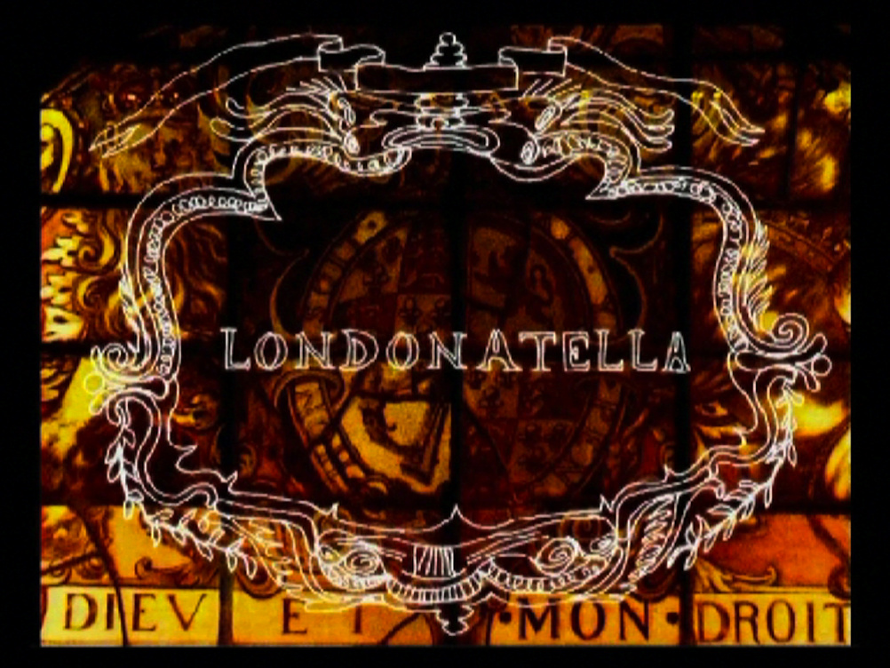 Londonatella, by Mark Leckey