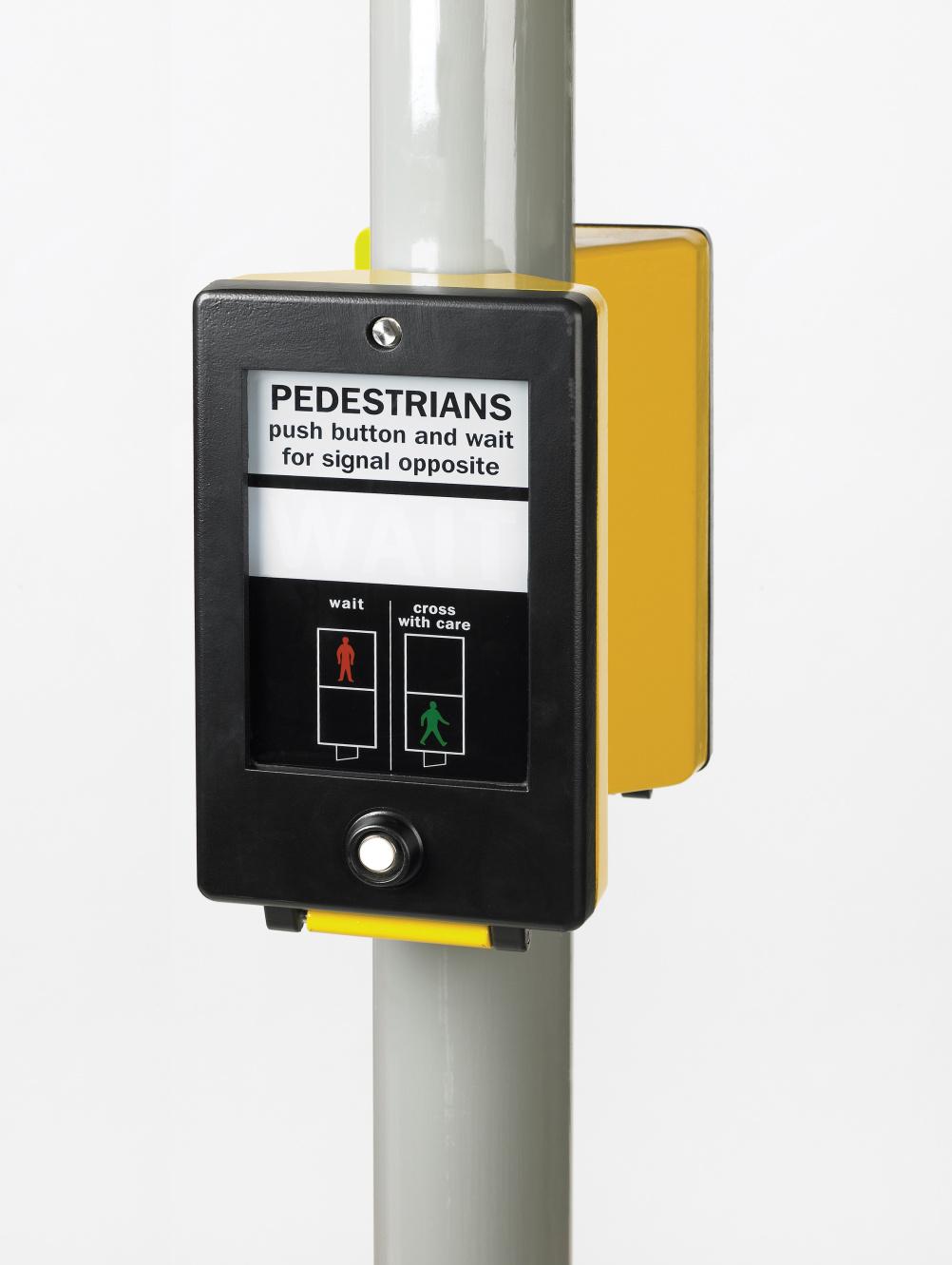Pedestrian Signal Box  1965 - 1969