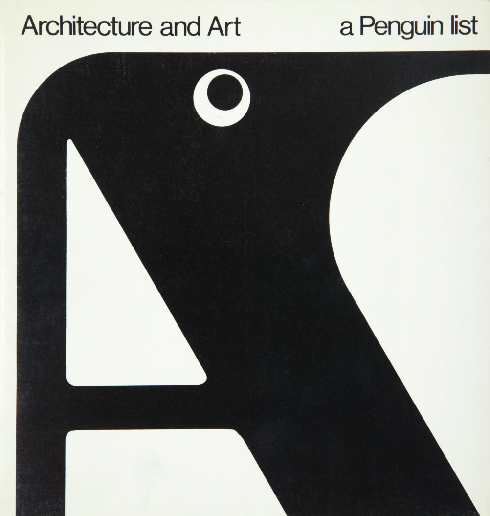 Penguin Architecture and Art 1964