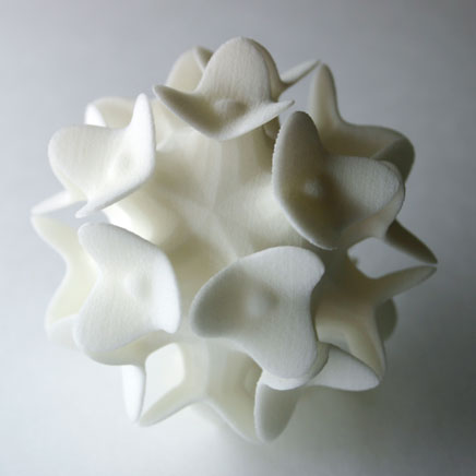 Sculpture by Michaella Janse van Vurren