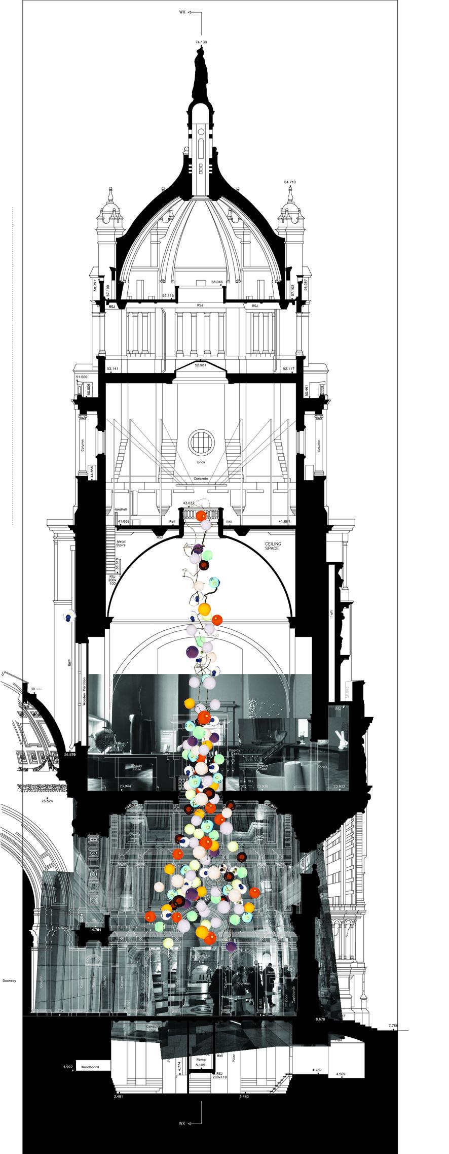 Bocci 28.280 is planned for the VA Atrium