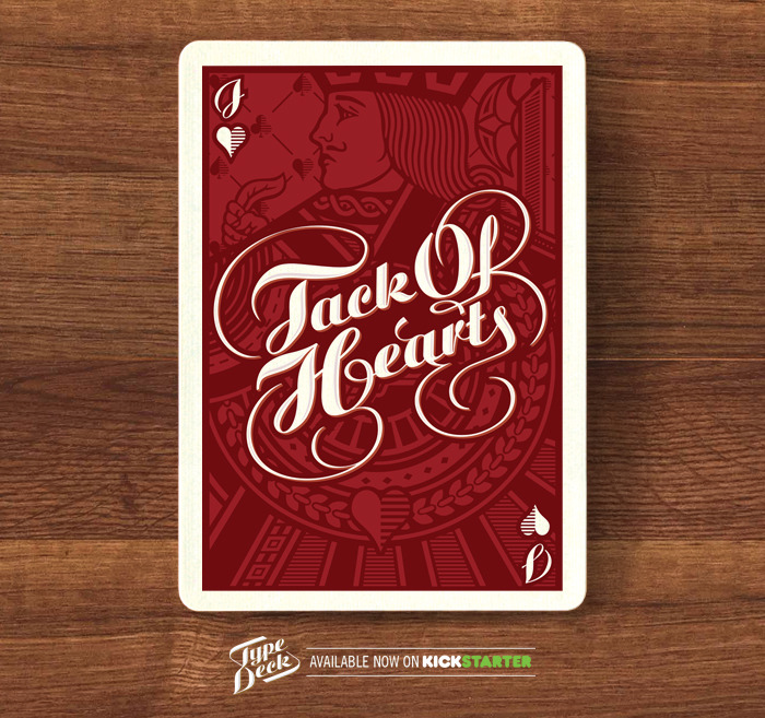 Type Deck by Chris Cavill