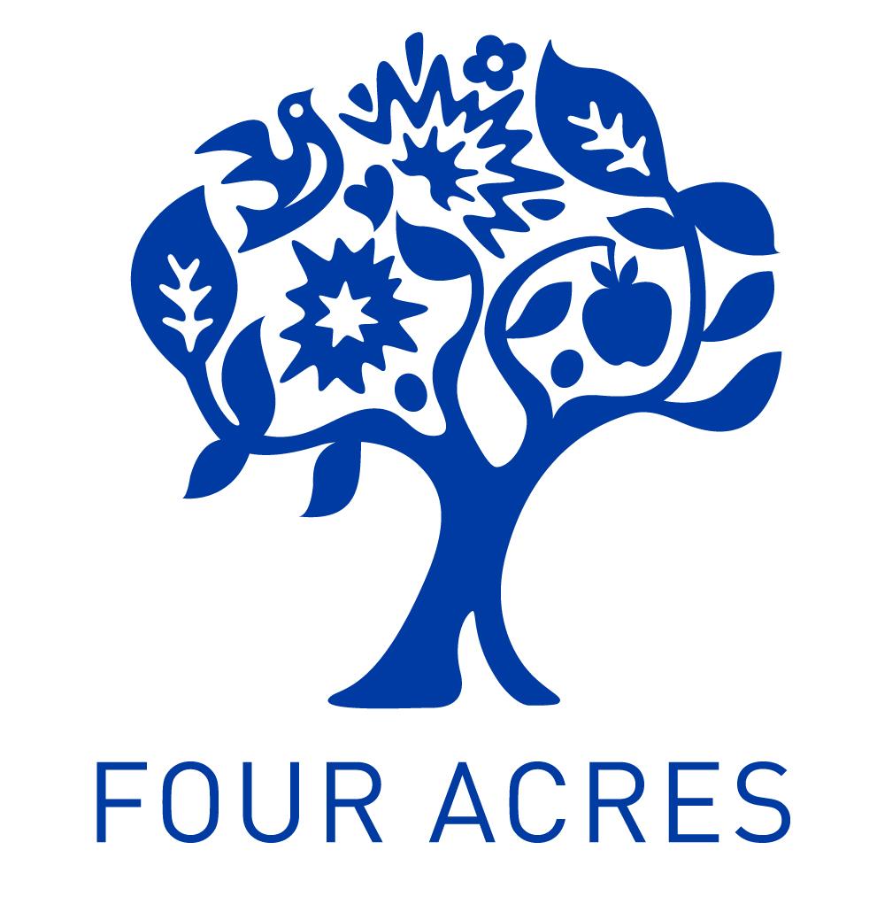 Unilever's Four Acres identity by JKR