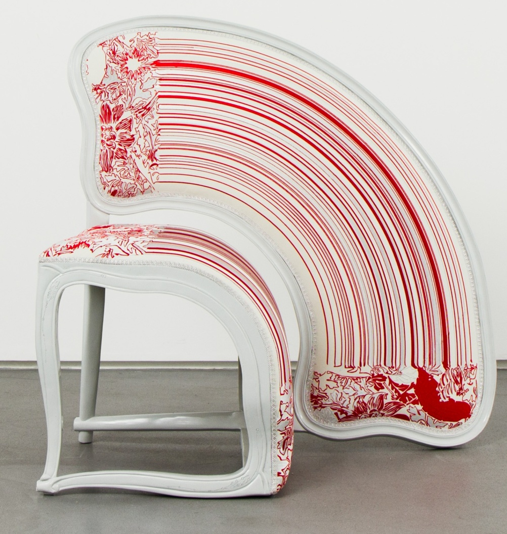 Lathe v Red by Sebastian Brajkovic (2008)