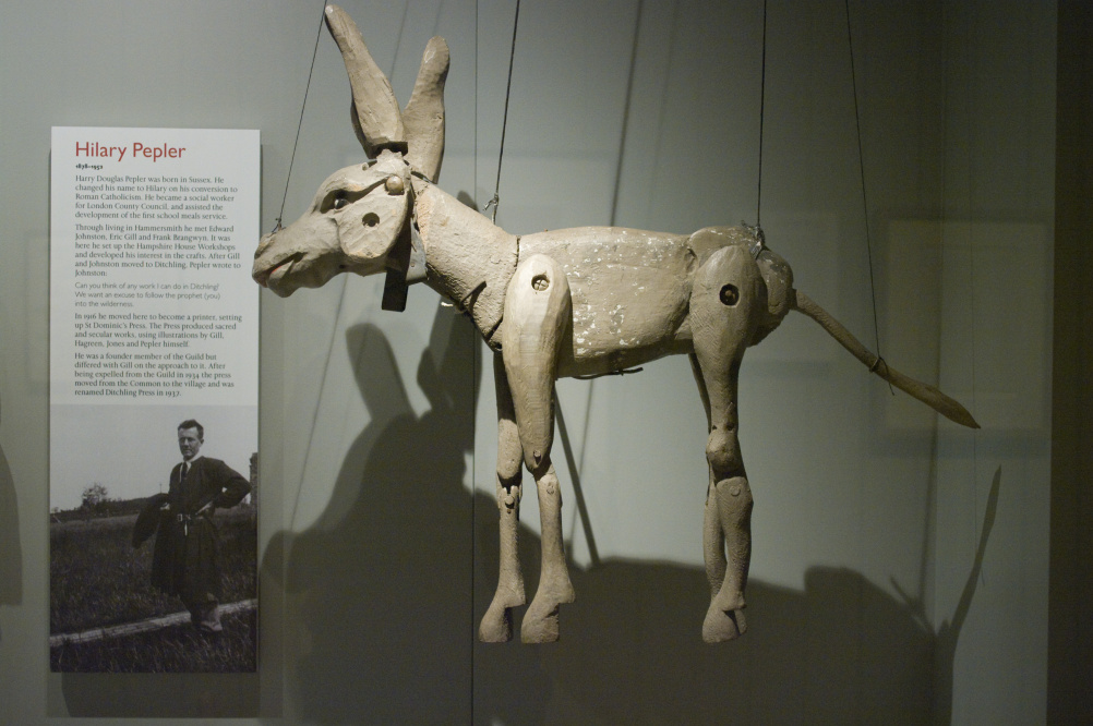 Hilary Pepler Donkey