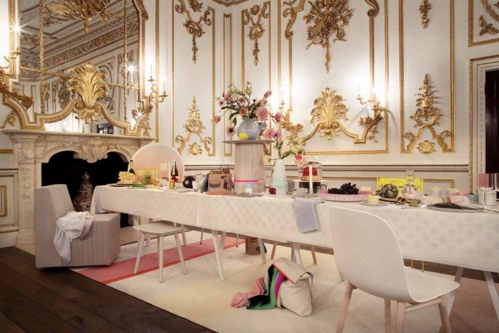 The Dinner Party True-to-Life Design by Scholten & Baijings