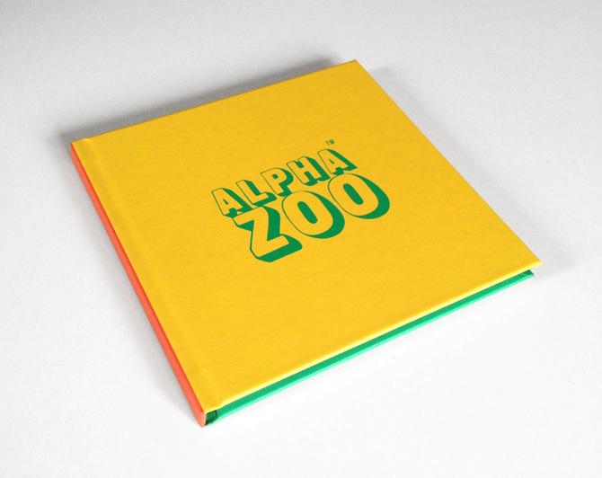 Alpha Zoo book cover