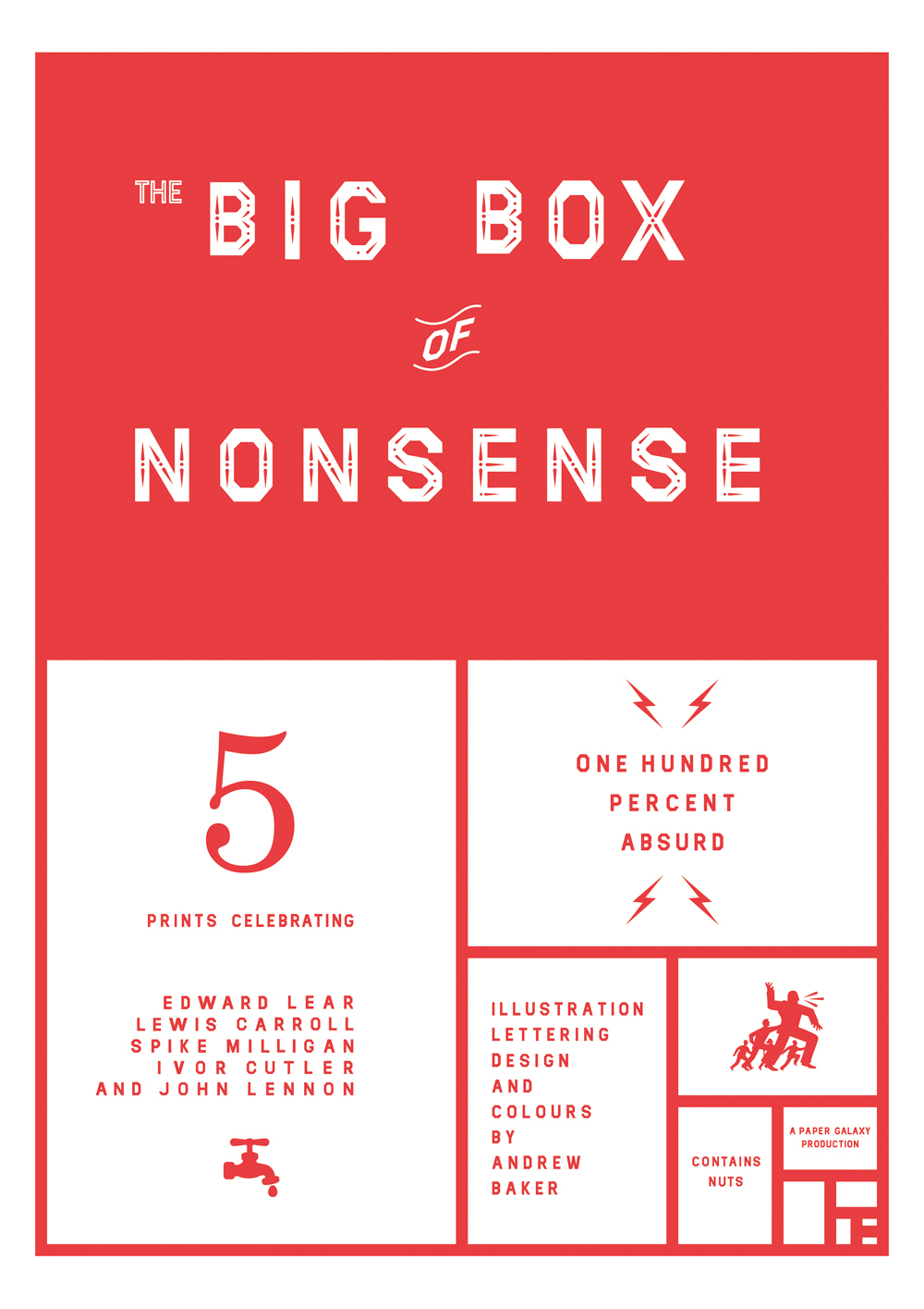 Big Box of Nonsense, by Andrew Baker