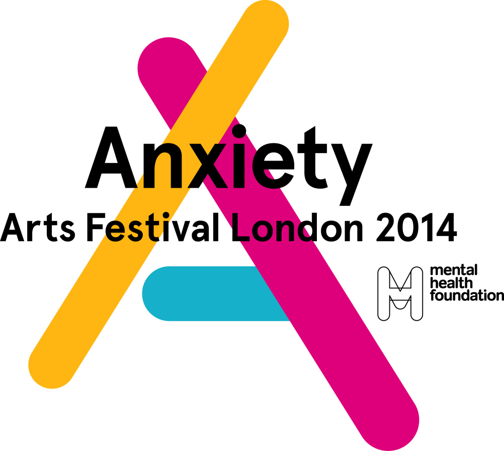 Anxiety Arts Festival logo