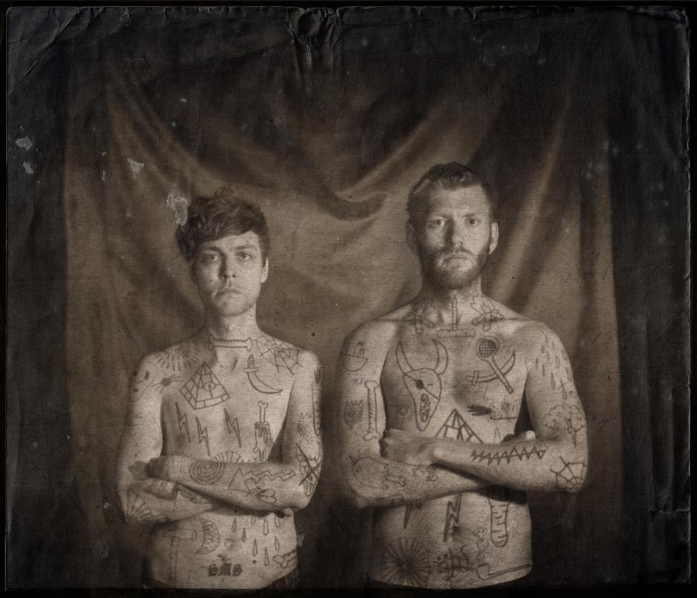 The Apfelsin Bros Tattoo
