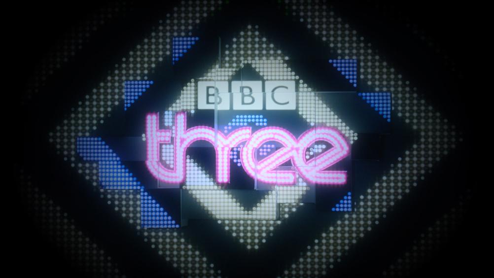 BBC Three ident.