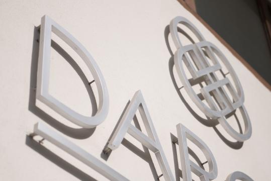 Darcha signage