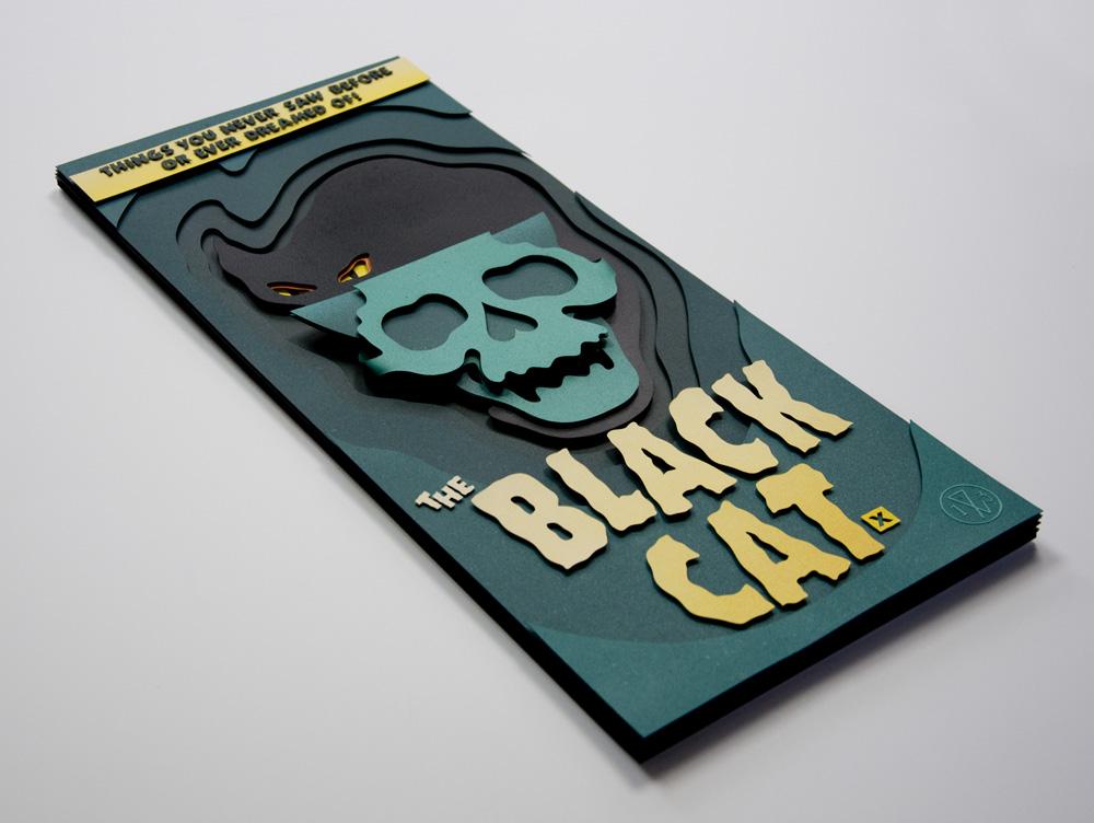 Eelus Black Cat