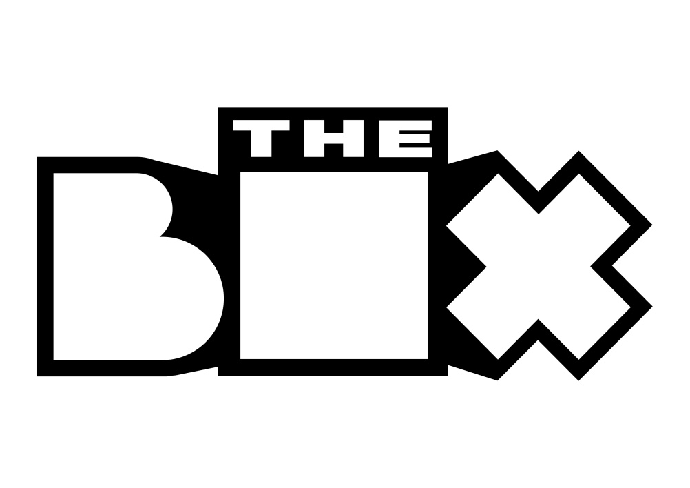 The Box new logo