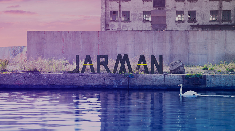 JARMAN 2013 identity