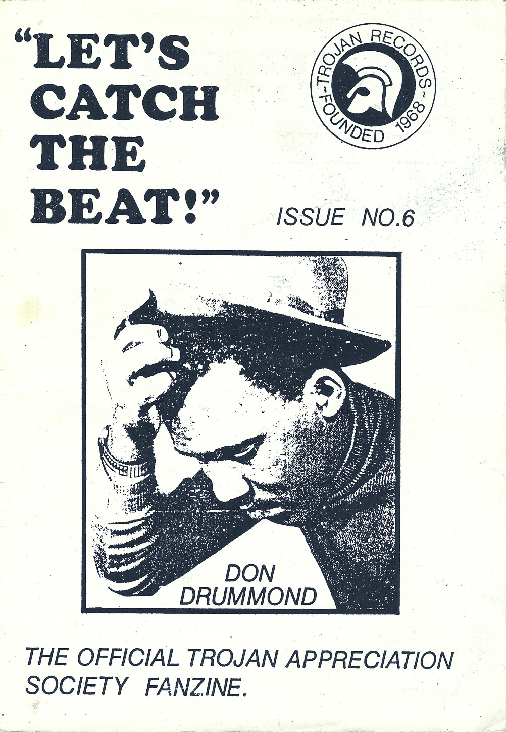 Let's Catch the Beat! fanzine