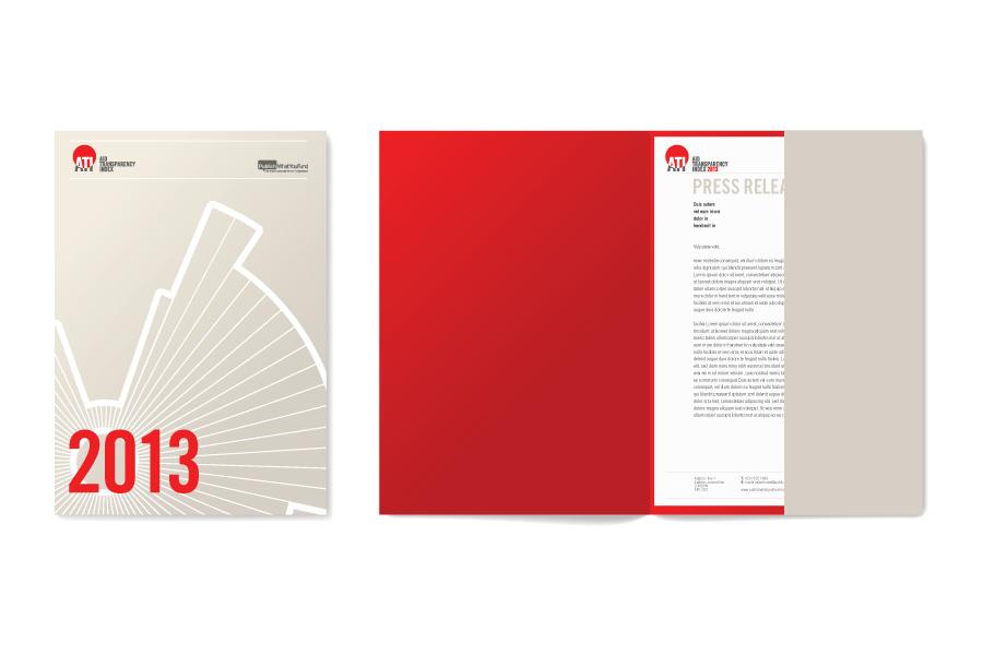 Aid Transparency Index folder