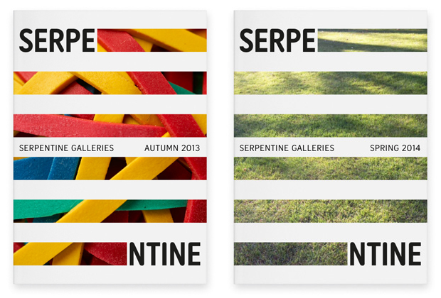 The Serpentine magazine