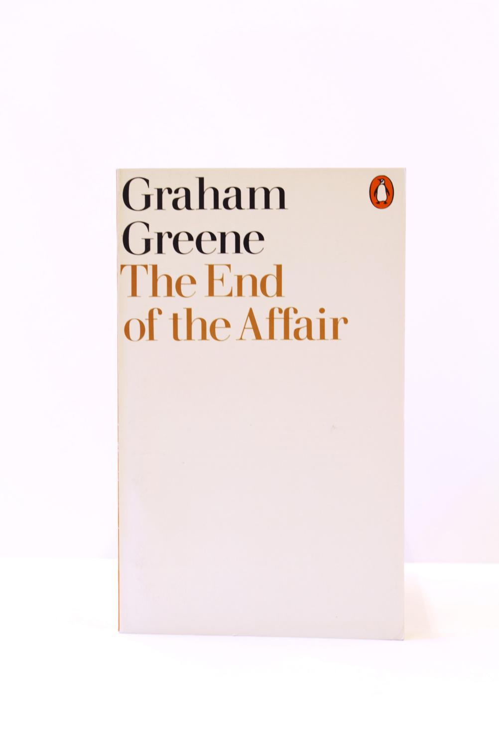The End Of The Affair, Graham Greene