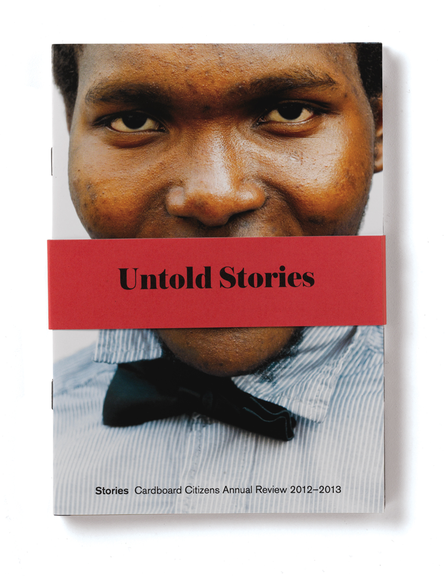 Untold Stories annual review