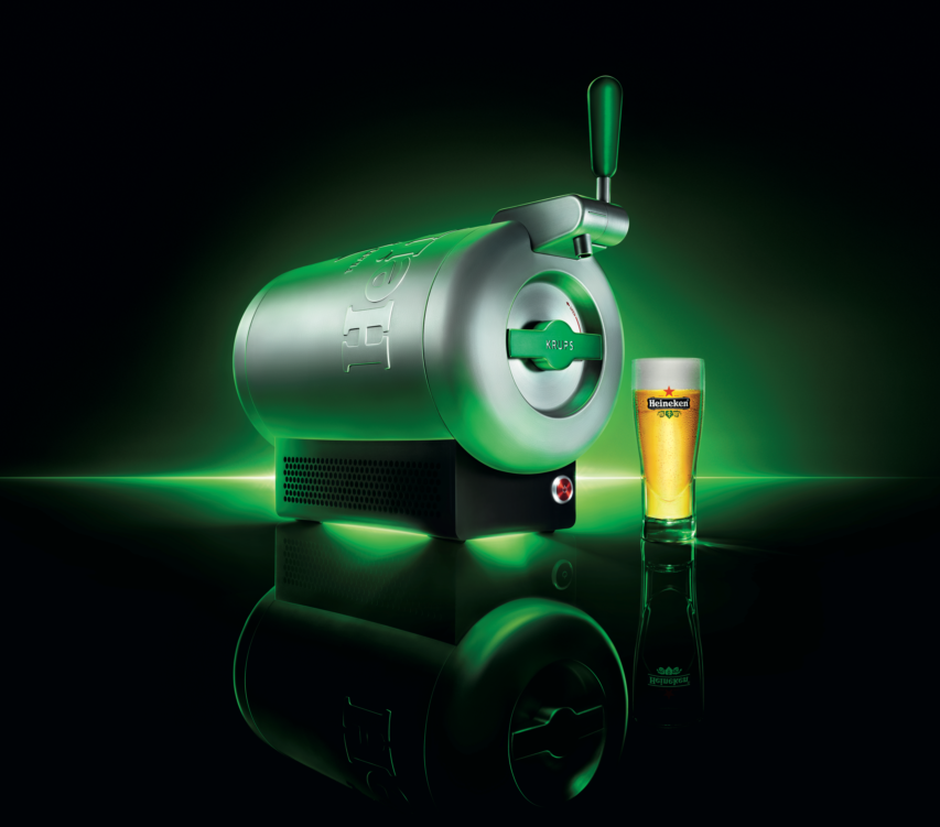 Heineken Sub by Marc Newson