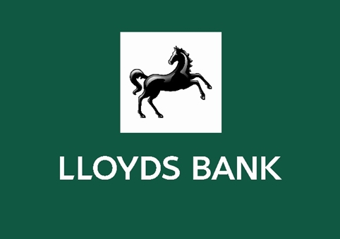 New Lloyds identity, with redrawn horse