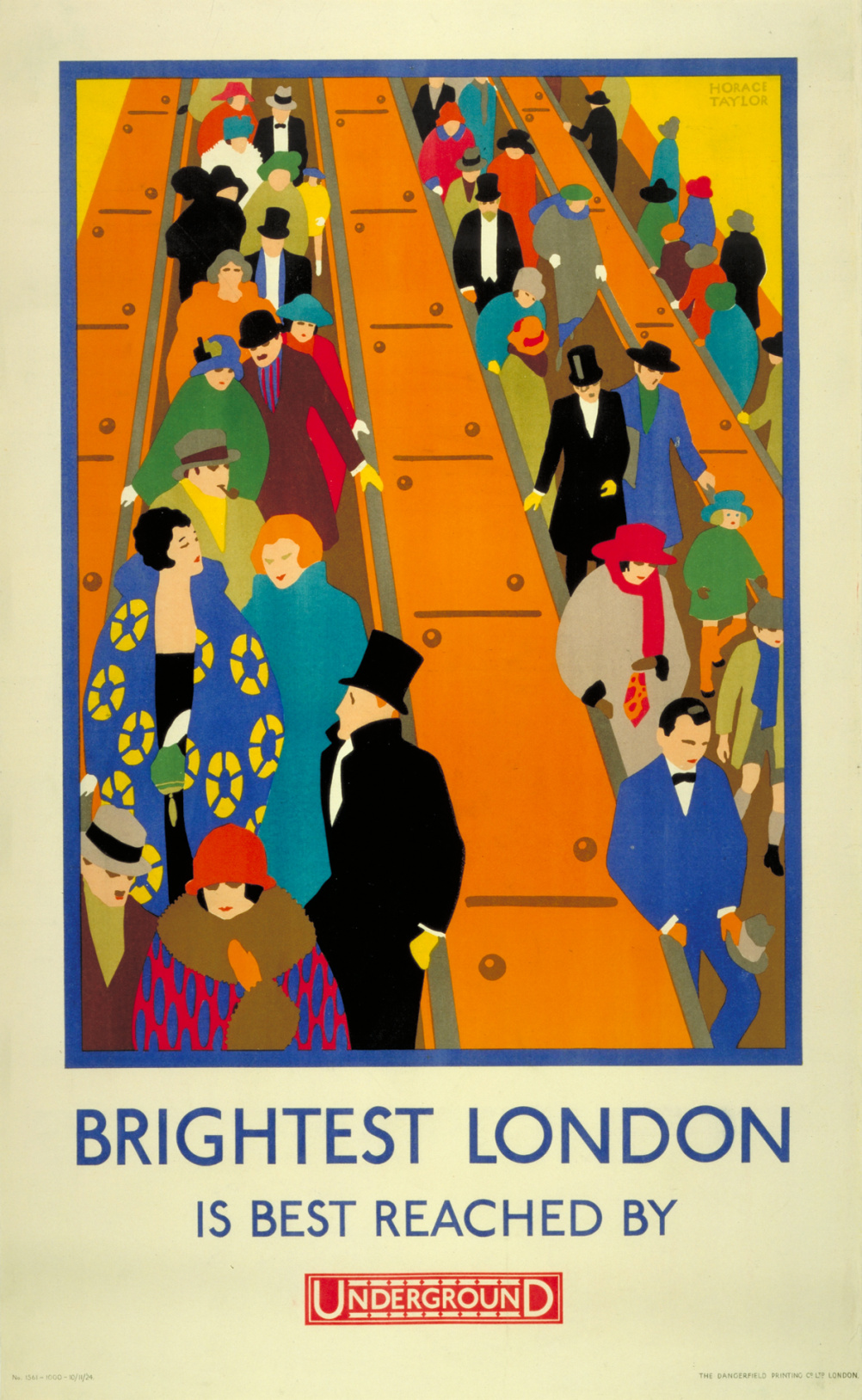1924 poster by Horace Taylor
