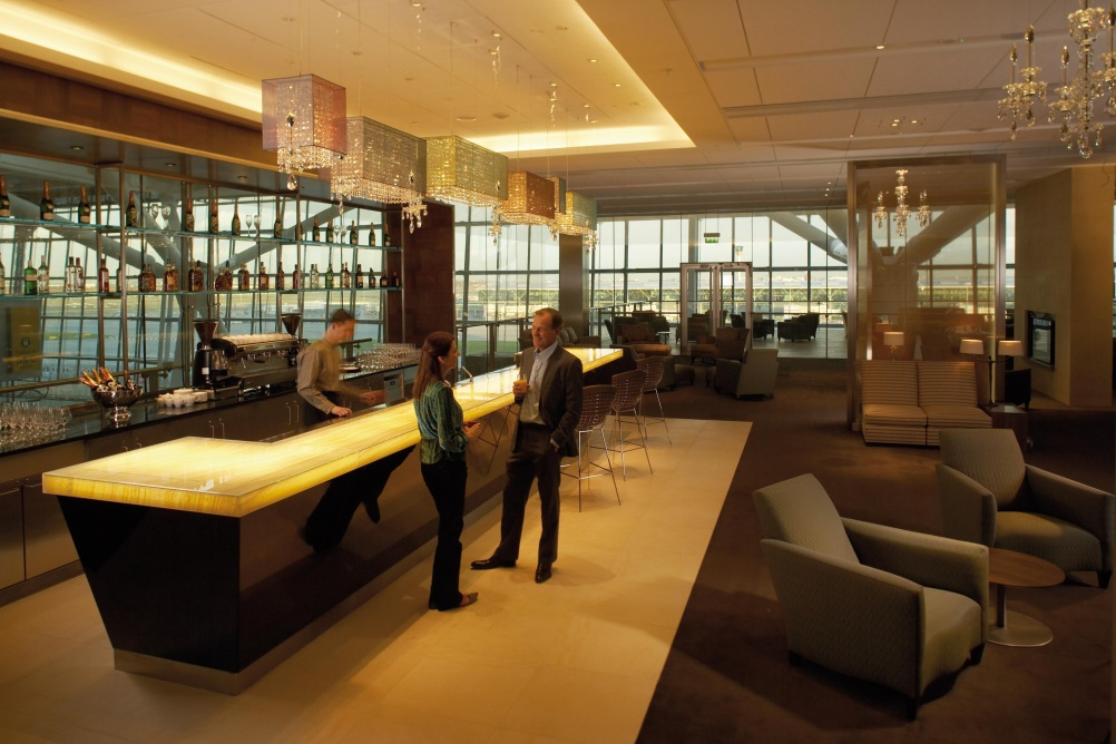 Concorde Room Heathrow Terminal Five