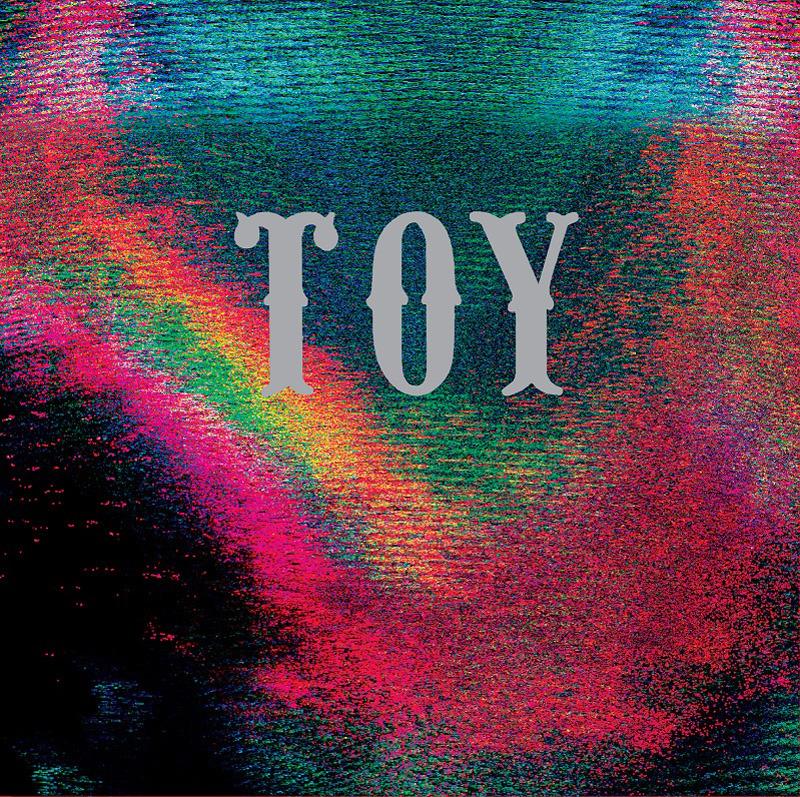 Toy album artwork
