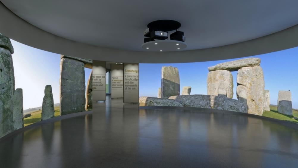 a look inside the 27m stonehenge visitor centre design week. Black Bedroom Furniture Sets. Home Design Ideas