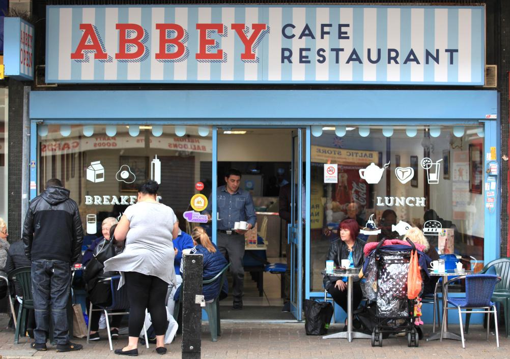 Abbey Cafe